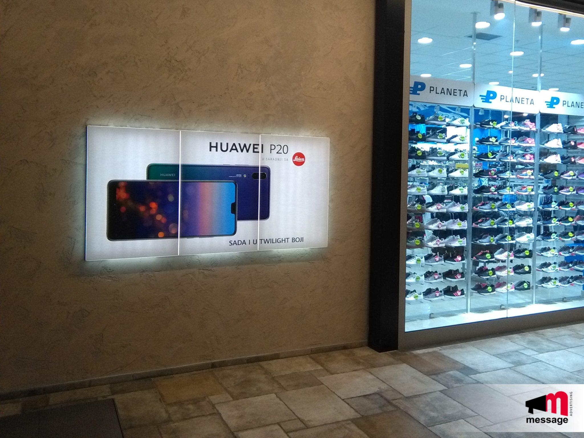 Huawei - Big Fashion